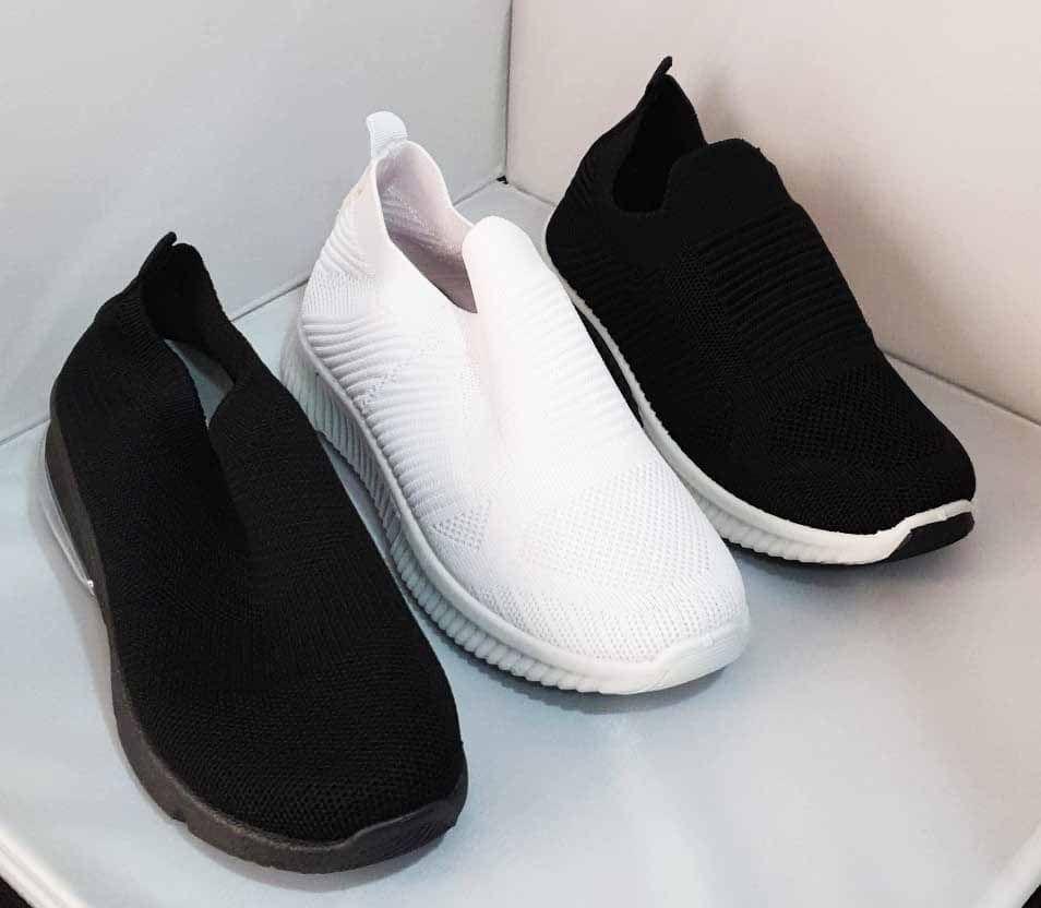Zapatillas de tela 1